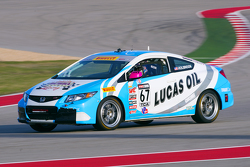 #67 Shea Racing, Honda Civic Si: Shea Holbrook