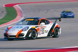 #03,Autometrics Motorsports保时捷卡曼: Cory Friedman