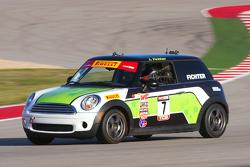 #7 Breathless Racing MINI Cooper: Jason Fichter