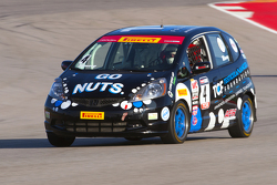 #4 MINCEY RACING Honda Fit: Timothy Mincey Sr.