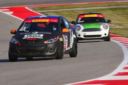 #55 Black Armor Helmets Mazda Mazda2: James Wilson