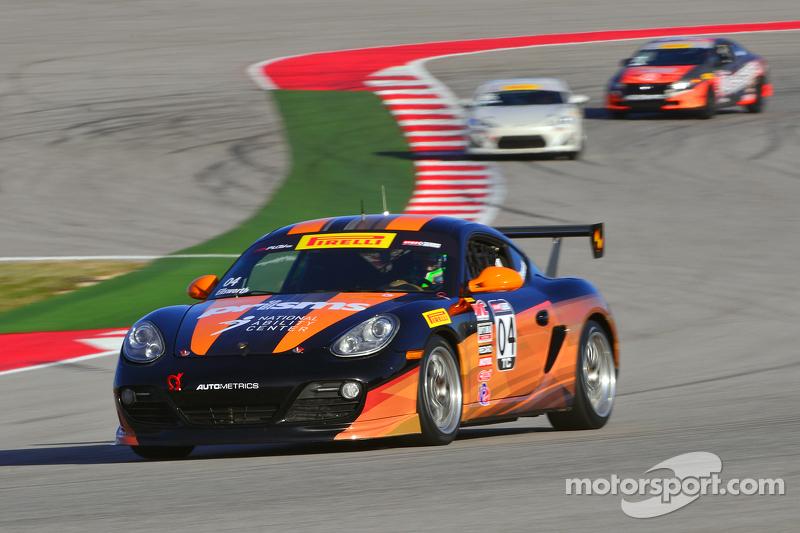 #04 Autometrics Motorsports, Porsche Cayman: Cody Ellsworth