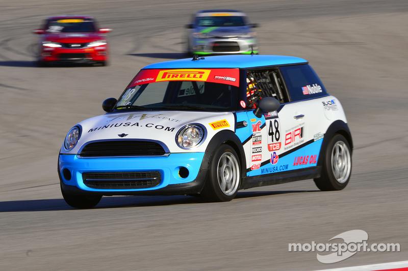 #48 Shea Racing, MINI Cooper: Tom Noble