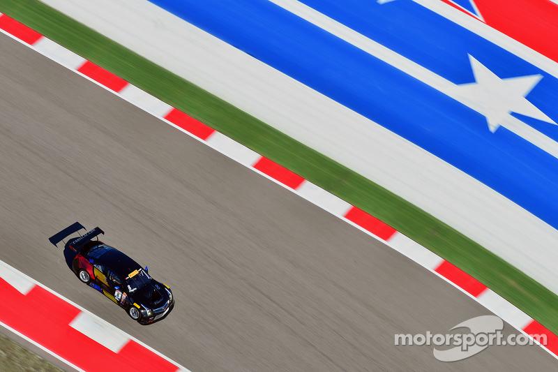 #8 凯迪拉克车队,凯迪拉克ATS-VR: Andy Pilgrim
