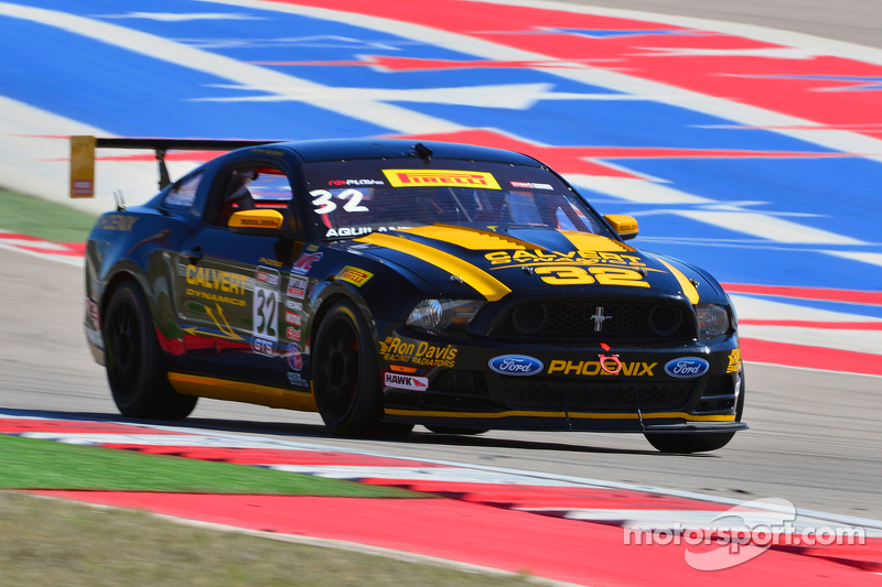 #32 Phoenix American Performance Ford Mustang V6: Andrew Aquilante