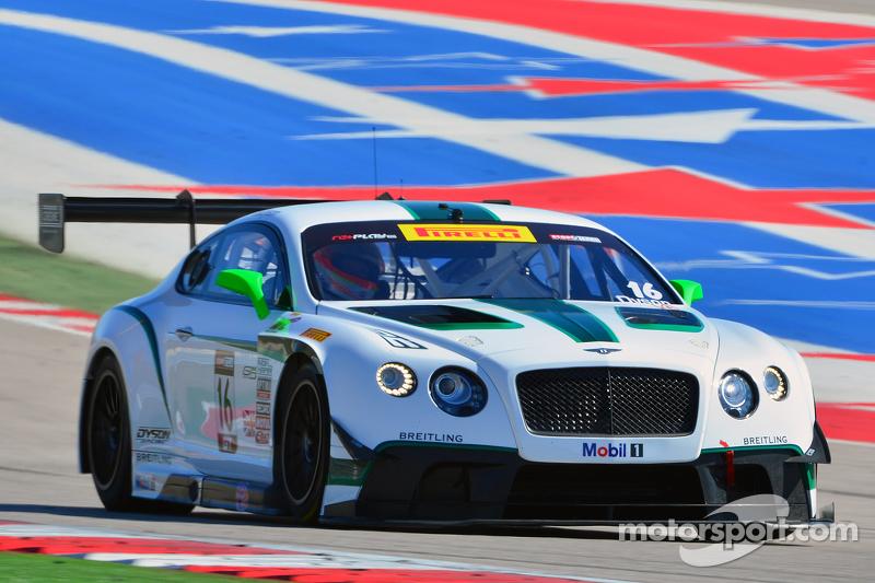 #16 Bentley Team Dyson Racing: Chris Dyson
