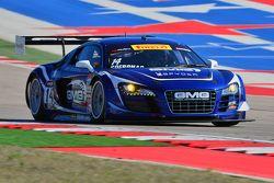 #14 GMG, Audi R8 LMS Ultra: James Sofronas