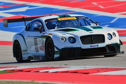 #20 Bentley Team Dyson Racing: Butch Leitzinger
