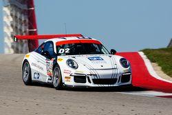 #02,TruSpeed Autosport保时捷911 GT3 Cup: Sloan Urry