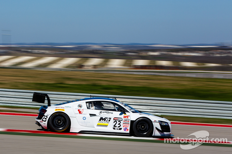 #23 M1 Racing, Audi R8 LMS Ultra: Guy Cosmo