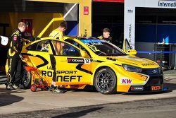 Robert Huff, Lada Vesta, Lada Sport Rosneft