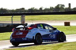 Dusan Borkovic, Honda Civic WTCC, Proteam Motorsport
