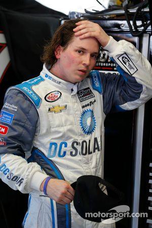 Brennan Poole, HScott Motorsports,和Chip Ganassi在一起