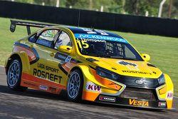 James Thompson, Lada Vesta, Lada Sport Rosneft