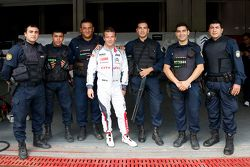 Sébastien Loeb, Citroën Total WTCC ve silahlı kuvvetler