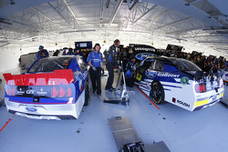 Garage atmosfeer