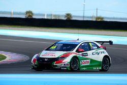 Tiago Monteiro, Honda JAS Yarış Takımı Honda Civic WTCC