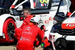 Citroën Total WTCC team