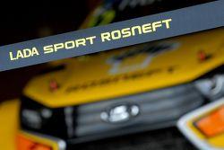 Lada Sport Rosneft Lada Vesta WTCC