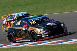 Stefano D'Aste, All-Ikl.com Munnich Motorsport Chevrolet RML Cruze TC1, Tom Coronel, ROAL Motorsport