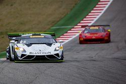 #25 Reiter Engineering Lamborghini Gallardo: Nick Catsburg