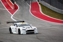 #4 de la Torre Racing Motor LLC Aston Martin Vantage V12: Jorge de la Torre