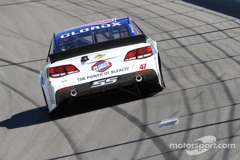 AJ Allmendinger, JTG Daugherty Racing Chevrolet