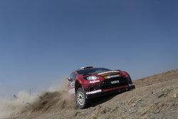 Nasser Al-Attiyah et Matthieu Baumel, Ford Fiesta R5