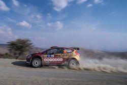 Nasser Al-Attiyah, Matthieu Baumel, Ford Fiesta RRC
