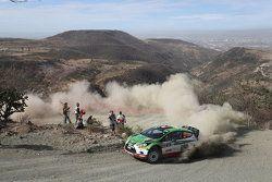 Benito Guerra e Borja Rozada, Ford Fiesta RS WRC