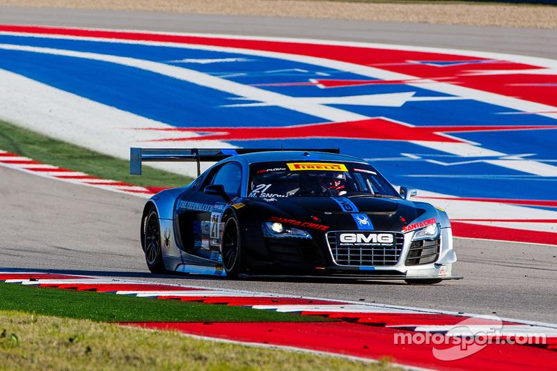 #21 GMG Racing, Audi R8 LMS Ultra: Madison Snow