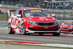 #38 Kinetic Motorsports/Kia Racing, Kia Optima: Mark Wilkins