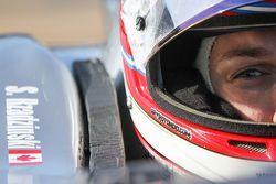 Stefan Rzadzinski, DaAndy Hamilton Racing