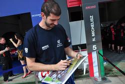 Dusan Borkovic, 本田思域 WTCC, Proteam Motorsports