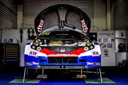 Dusan Borkovic, Honda Civic WTCC, Proteam Motorsports