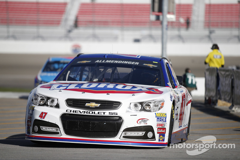 AJ Allmendinger, JTG Daugherty Racing, Chevrolet