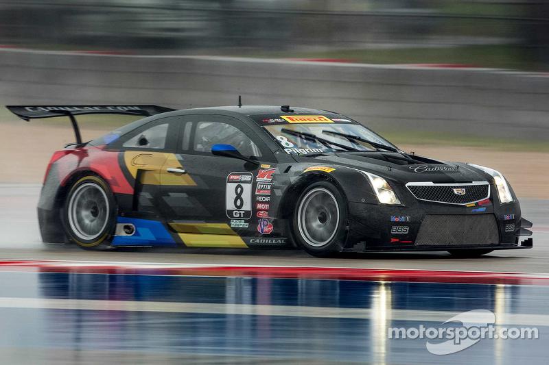 #8 凯迪拉克车队,凯迪拉克ATS-VR GT3: Andy Pilgrim