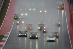 GT-Rennen, Sonntag