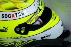 Helmet of Hugo Valente, Campos Racing Chevrolet RML Cruze TC1