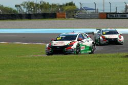 Tiago Monteiro, Honda Racing Team JAS Honda Civic WTCC
