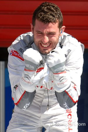 Ganador de la carrera José María López, Citroën Total WTCC Citroën C-Elysée WTCC