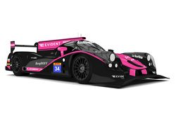 OAK Racing annuncia Le Mans line-up