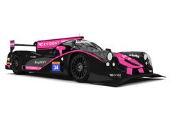 OAK Racing anuncia alineación de Le Mans