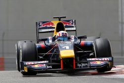 Abu Dhabi GP2 testing