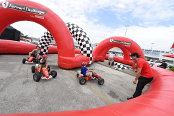 Ferrari Challenge for kids