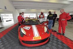 #154 佛罗里达中心法拉利赛事,法拉利458CS: Michael Luzich