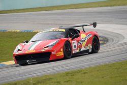#8 Ferrari de Ft. Lauderdale Ferrari 458