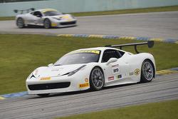 #119 长岛法拉利赛事中的法拉利 458CS: Chris Cagnazzi