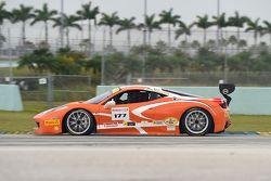 #177 Miller Motorcars Ferrari 458: Joe Courtney