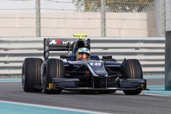 Артём Маркелов. Abu Dhabi March test, День 1.